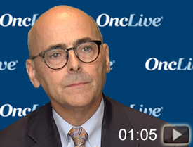 Dr. Van Veldhuizen Discusses Combination Therapy in RCC