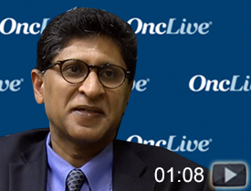 Dr. Vij Discusses the Potential of Quadruplets in Myeloma