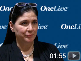 Dr. Villaflor Discusses Alectinib in ALK+ NSCLC