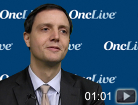 Dr. Voss on the Case for Neoadjuvant Treatment in Kidney Cancer