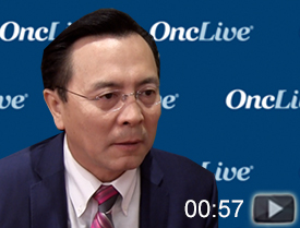 Dr. Wang Discusses Acalabrutinib in MCL