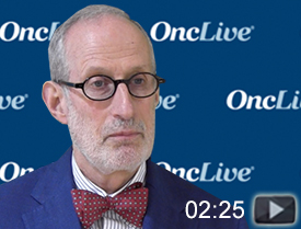 Dr. Weber on Discontinuing Immunotherapy in Melanoma