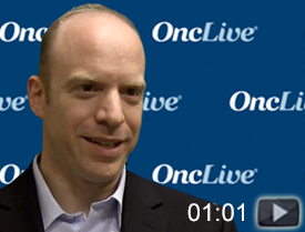 Dr. Winer Discusses Immunotherapy in Gynecologic Malignancies
