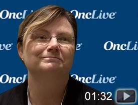 Dr. Woodward on Regional Node Irradiation in Breast Cancer