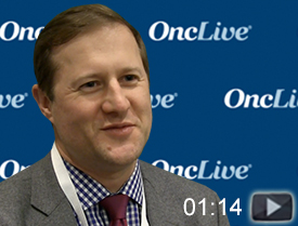 Dr. Wysock on the Role of Cytoreductive Nephrectomy in RCC
