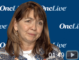 Dr. Yardley Discusses Data With Talazoparib in Breast Cancer