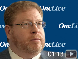 Dr. Rosenberg on Immunotherapy in Non-Metastatic Muscle Invasive Bladder Cancer