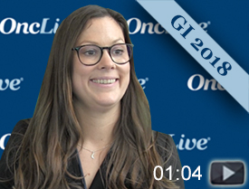 Dr. Svensson on PD-1/PD-L1 Status in Esophageal and Gastric Adenocarcinoma
