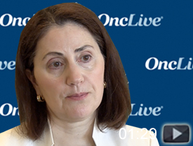 Dr. Papadimitrakopoulou on Impactful Targeted Therapies in Lung Cancer