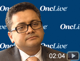 Dr. Usmani Discusses Immunotherapy in Hematologic Malignancies