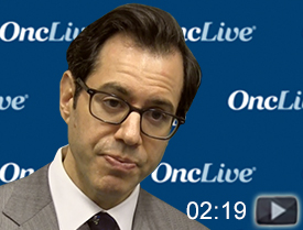 Dr. Galsky Discusses the Rationale for the IMvigor130 Study in Bladder Cancer