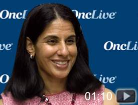 Dr. Tolaney Discusses Unmet Needs in ER+ Breast Cancer