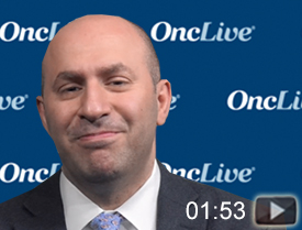 Dr. Choueiri Discusses Checkpoint Inhibitors in RCC