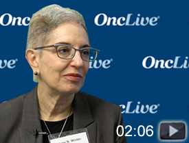 Dr. Winter Discusses Copanlisib in Follicular Lymphoma
