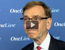 Dr. Vogelzang Discusses the Addition of Chemotherapy to ADT in Men With Prostate Cancer
