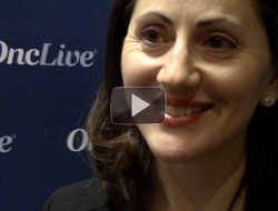 Dr. Papadimitrakopoulou Provides an Update on Pembrolizumab for Lung Cancer