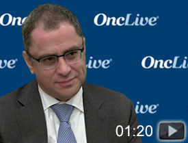 Dr. Abou-Alfa Discusses Treatment Options in Liver Cancer