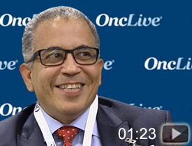 Dr. Bachier Discusses Toxicities With Stem Cell Transplant