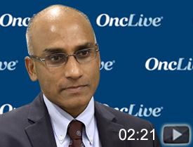Dr. Kambhampati Discusses the Current Landscape of MDS