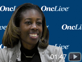 Dr. Erhunmwunsee Discusses Disparities in Lung Cancer Treatment