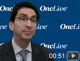Dr. Saltz Discusses FOLFIRINOX in Colorectal Cancer