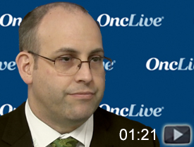 Dr. Wallen on Surgery in Patients With Advanced Lung Cancer