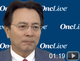 Dr. Wang Discusses Single-Agent Acalabrutinib in MCL