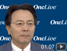 Dr. Wang Discusses the Future of Treatment in MCL