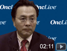 Dr. Wang on Managing AEs Related to BTK Inhibitors