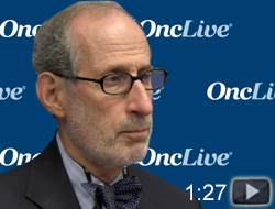 Dr. Jeffery S. Weber on Sequencing of Nivolumab, Ipilimumab in Metastatic Melanoma