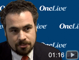 Dr. Weinberg on Broad Molecular Profiling in GI Cancers
