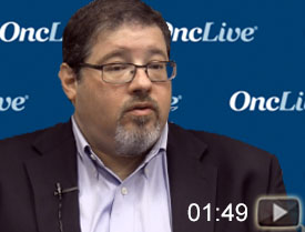 Dr. West Discusses Latest Immunotherapy Findings in Lung Cancer