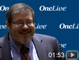 Dr. West Discusses Chemotherapy Without Driver Mutations in NSCLC