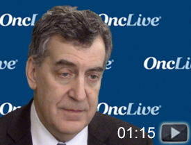 Dr. Whitman on Expanding the Benefit of Immunotherapy in Solid Tumors