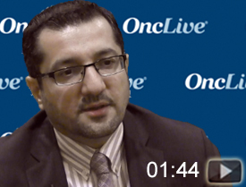Dr. Yacoub on Pegylated Interferon Treatment for PV