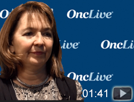 Dr. Yardley Discusses Enzalutamide in HR+ Breast Cancer