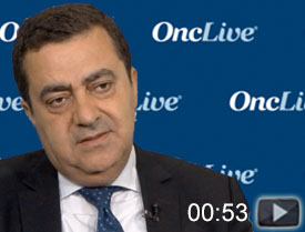 Dr. Younes Discusses the Future of CAR T-Cell Therapy
