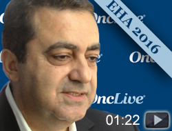 Dr. Anas Younes on Impact of CheckMate 205 in Classical Hodgkin Lymphoma