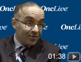 Dr. Zarour on Unmet Needs in Melanoma