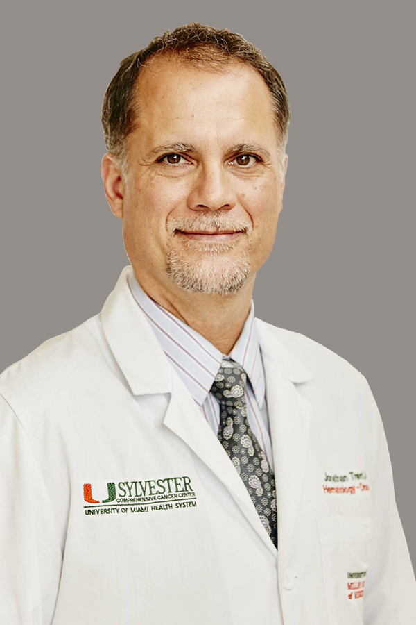 Jonathan Trent, MD, PhD head shot