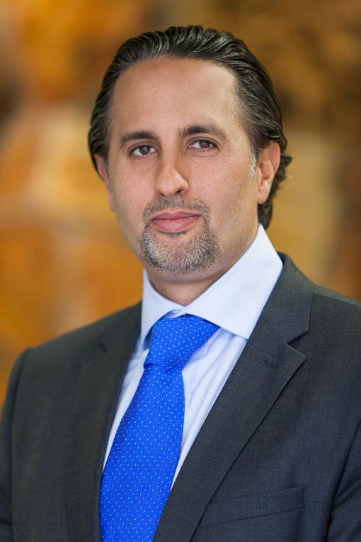 Omid Hamid, MD head shot