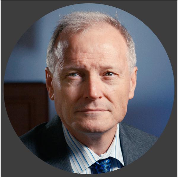 John L. Marshall, MD headshot