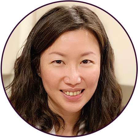 Viola Zhu, MD, PhD headshot