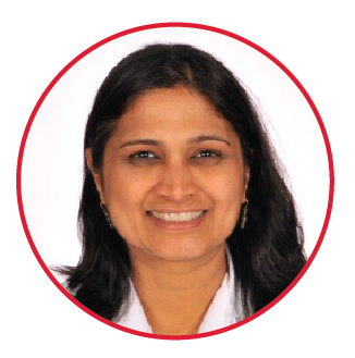 Ulka Vaishampayan, MD headshot
