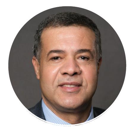 Mohamed K. Mohamed, MD, PhD headshot