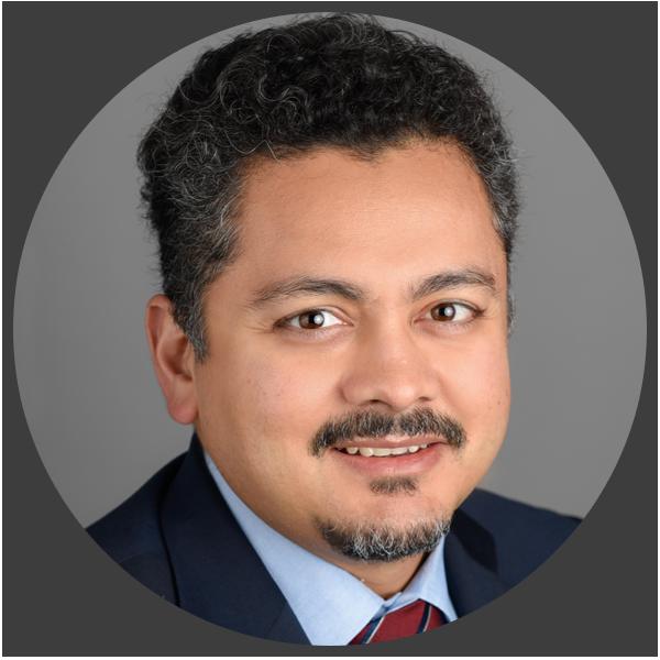 Saad Usmani, MD headshot